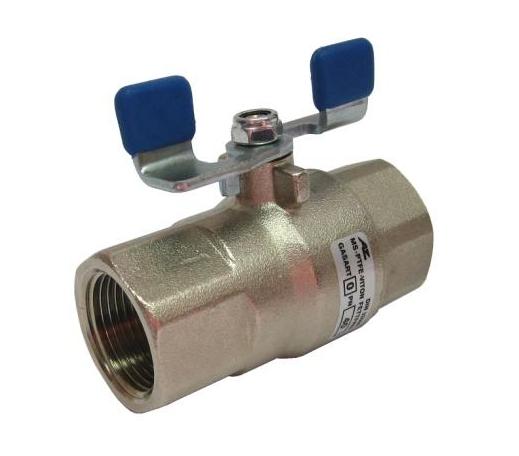 Kogelkraan D32509 ISO228 MED