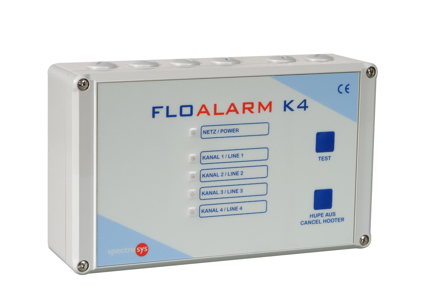 Alarmunit K4, K12