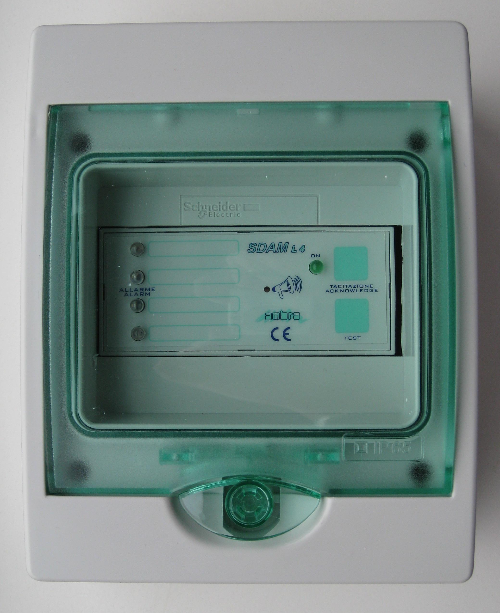 Alarmunit SDAM L4