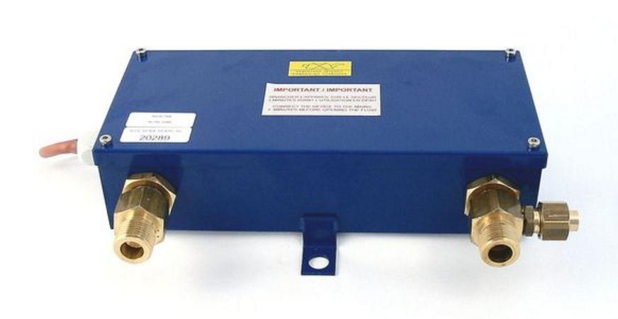 Gasverwarmer GVW1000